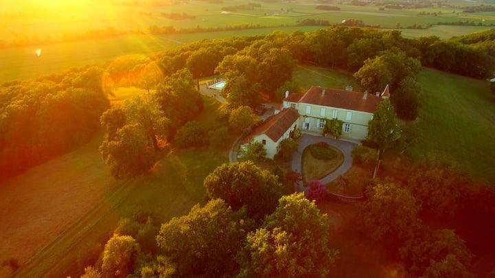 Château de rêve en Gascogne