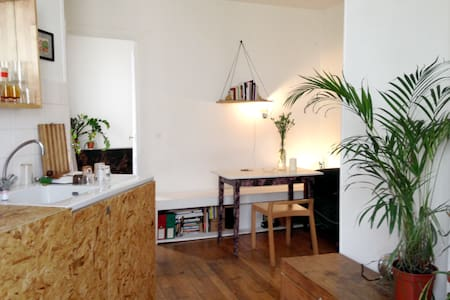 TWO ROOMS APPARTEMENT IN MONTMARTRE