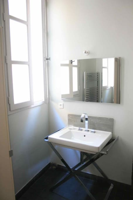 This is the en-suite shower room #1
