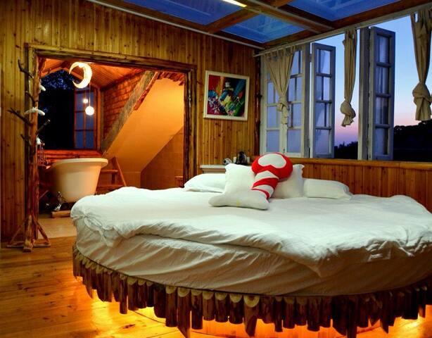 只要一分钟,你就可以享受小七家门口那一片金色的沙滩 - 厦门 - Villa