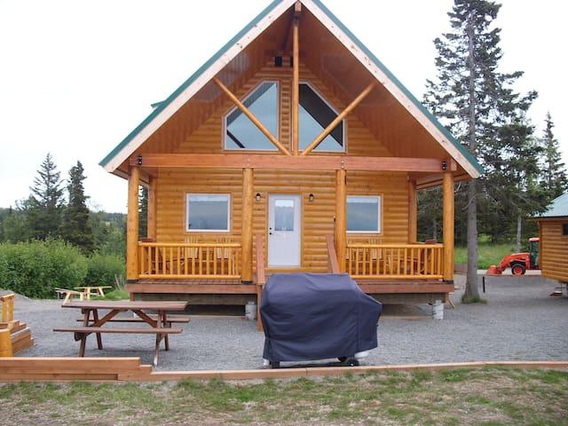 Oceanfront Vacation Cabin Rental