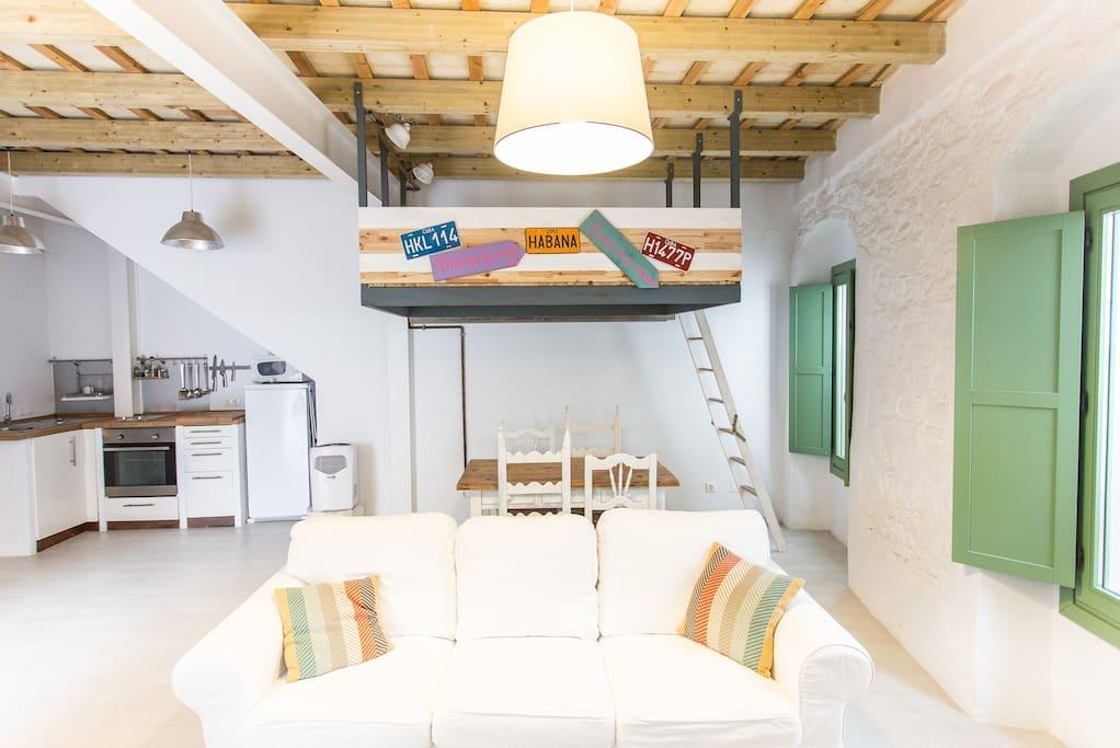 Apartamento sirocco casco antiguo tarifa apartamentos en alquiler en tarifa andaluc a espa a - Tarifa apartamentos baratos ...