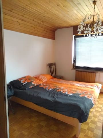 Double room in village house