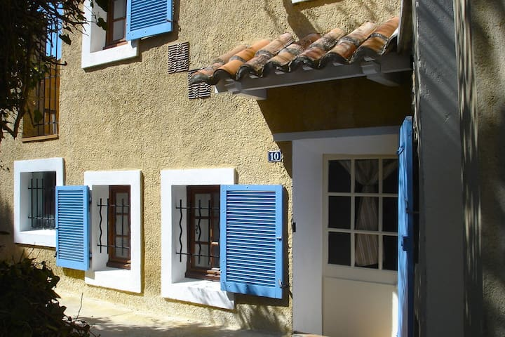 Beautifully restored 2 bedroom village house - Sablet