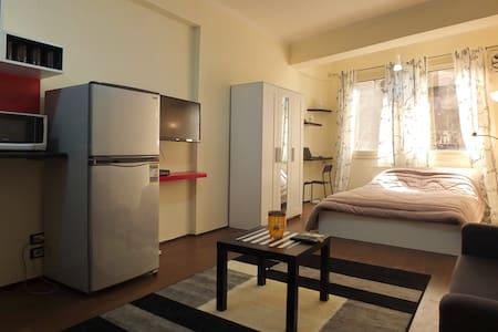Cozy studio flat, Zamalek, Cairo - Zamalek, Cairo