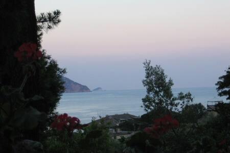 vista mare Monterosso, Cinque terre - Levanto - Wohnung