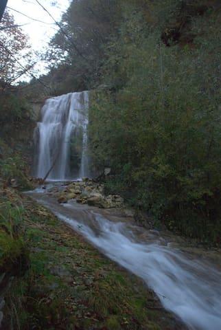 Cascatelle Conca