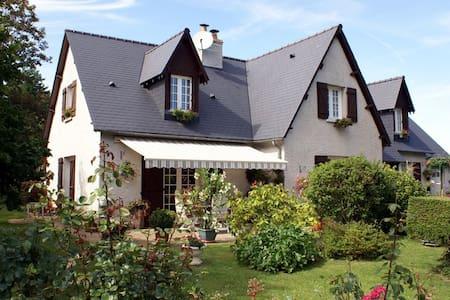 VILLA GARNIER chambres d'hôtes - Saint-Michel-sur-Loire
