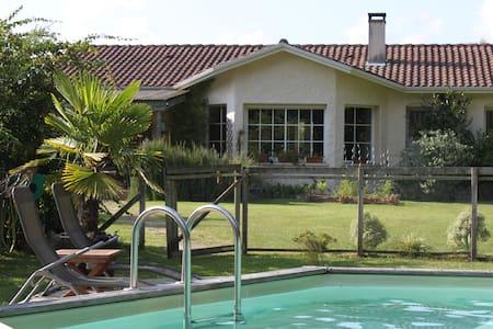 Villa entre océan et Bordeaux - Le Taillan-Médoc