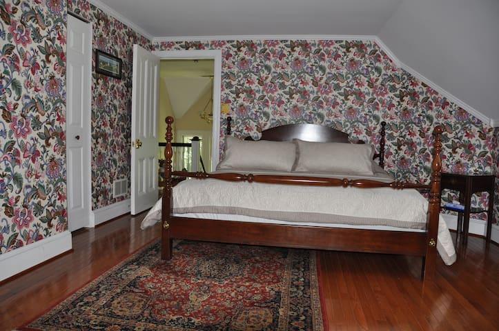 Wayne B & B Inn - Pennsylvania Rm. - Wayne - Bed & Breakfast