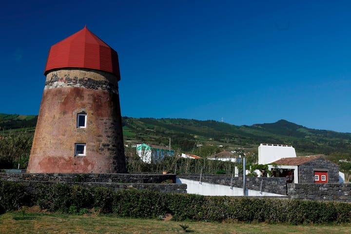 O Moinho da Bibi - Ponta Delgada - Villa