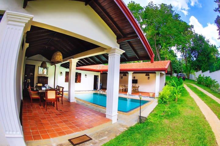 Beautiful Villa, Tangalle Coast.