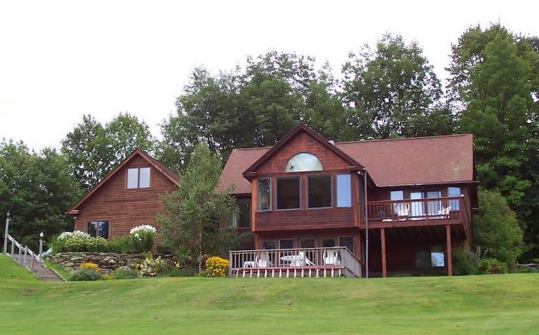 Mountain Meadow View - Entire House - Waterbury - Hus