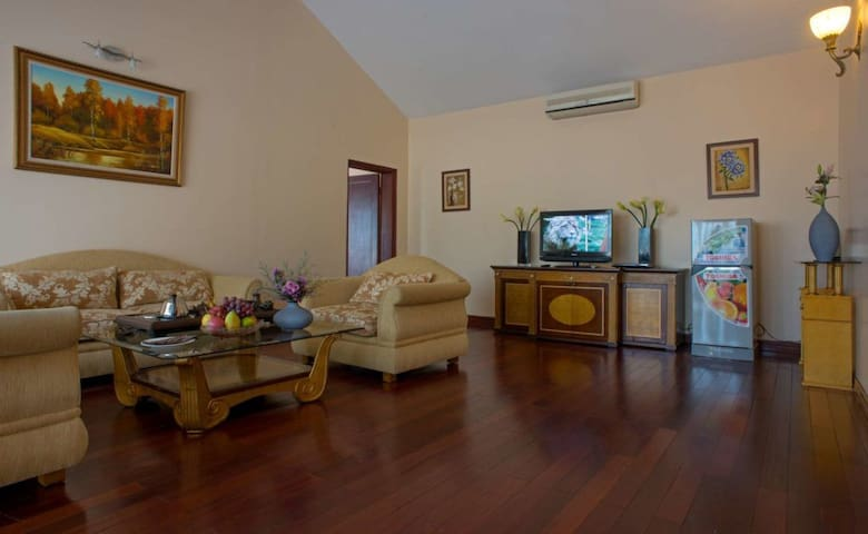 Luxurious President Suite Ocean View in Catba!