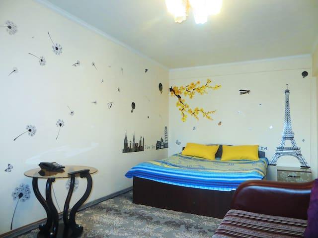 Bishkek Apartament Ekonom - Bishkek - Appartement