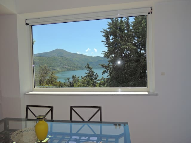 Rome at the lake - Marino - Apartamento