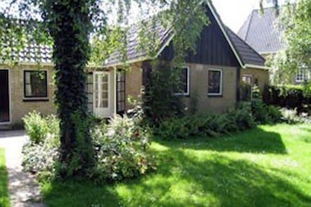 huis met tuin bij Friese meren - Kisház