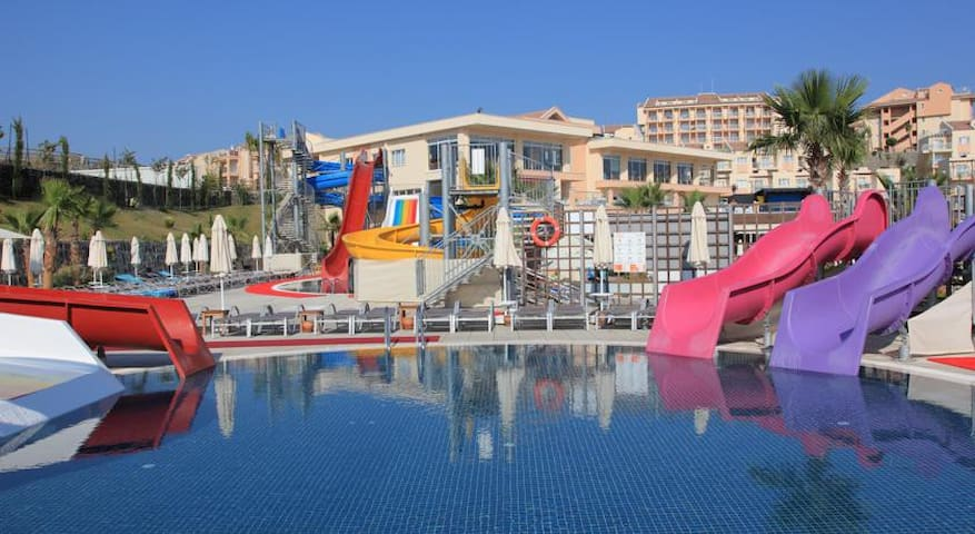 kusadasi golf club 1 bedroom flat apartment