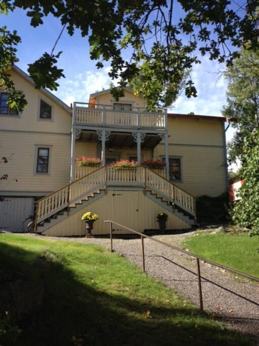 House of Terra Nova