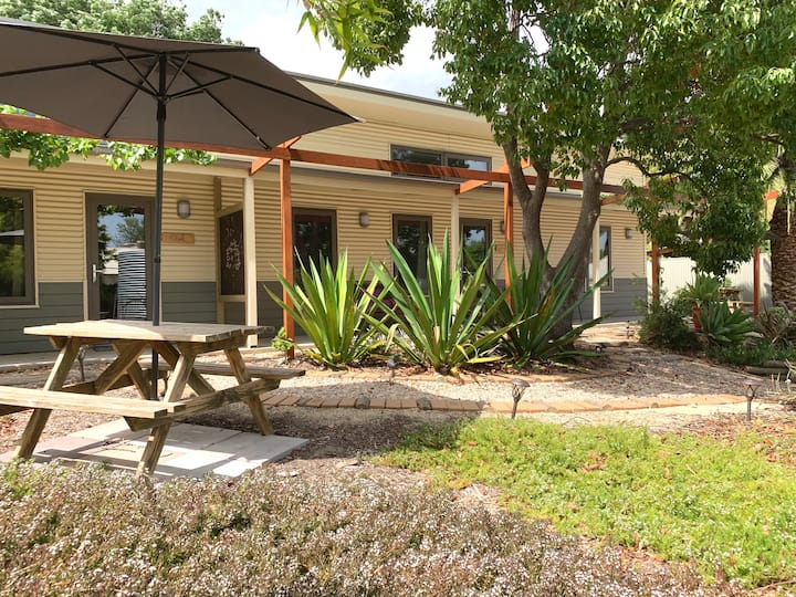 The Grape and Olive in Willunga