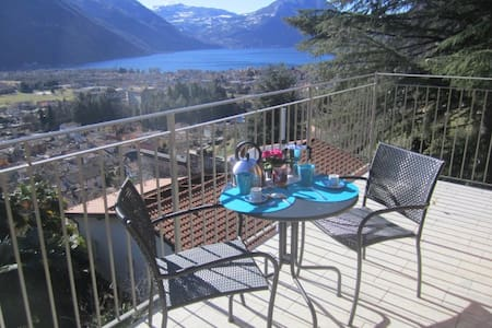 CASA BELLAVISTA  LUGANO LAKE-BLUE-