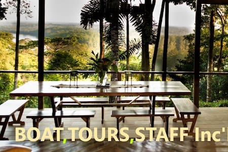 BOAT, TOURS & STAFF INC'L, Adventure Awaits!