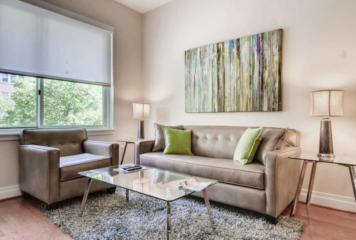 Private & Clean 1BR | Work Remote | Foggy Bottom