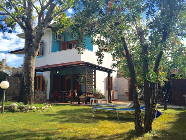 Villa al mare a Sabaudia - Sabaudia - Casa de camp