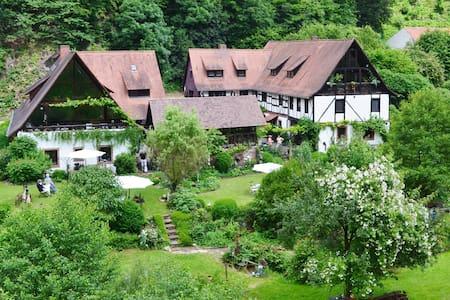 Historische Mühle bei Heidelberg - Weinheim - Huis