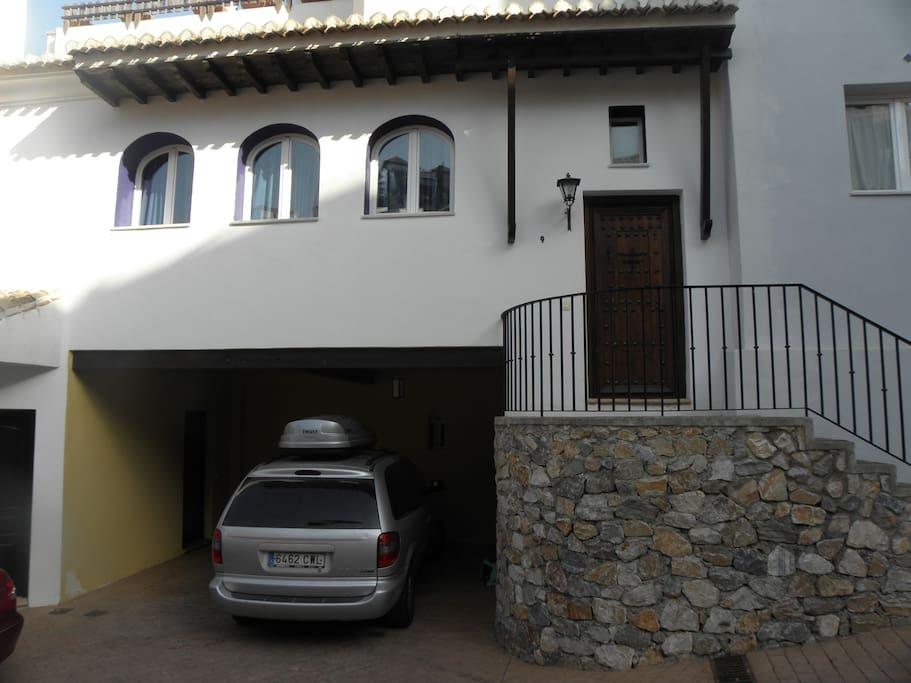 Casa duplex maravillosas vistas casas en alquiler en - Alquiler casa almunecar ...