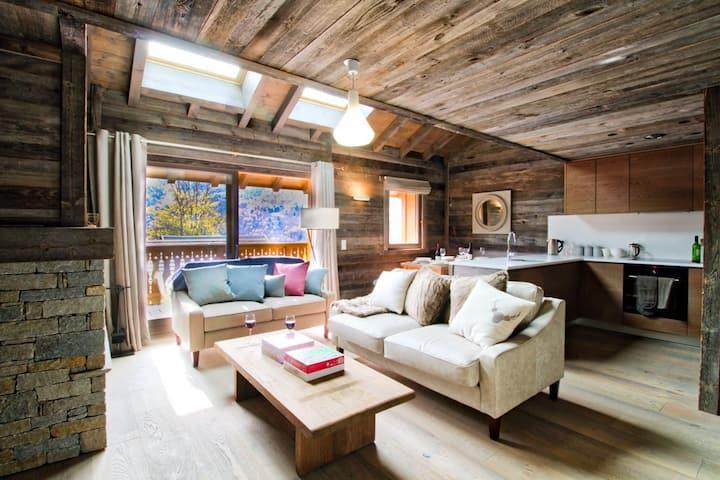 Winterfell - Luxury 3 bedroom + Loft in Meribel