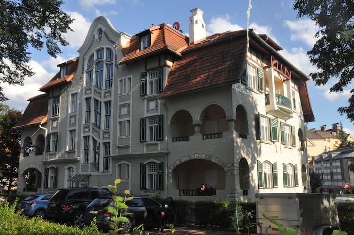 Luxuswohnung im Zentrum, Seeblick - Velden am Wörthersee - Apartemen
