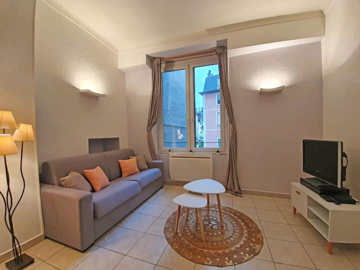 Appartement centre historique de Chambéry