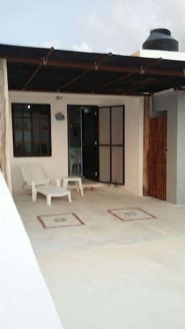 Beautiful apartment at Chicxulub beach - Chicxulub Puerto - Appartement