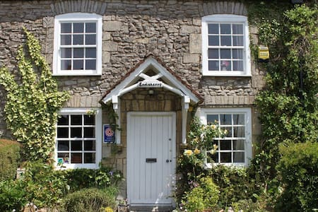 C18th stone, self catering cottage - Shepton Mallet