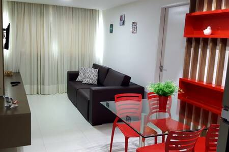 Apartamento Aconchegante em Intermares