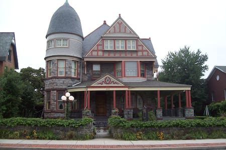 Hermansader's Victorian Mansion -  Bed & Breakfast - Columbia - Casa