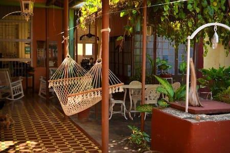 Villa Flor, Historical Villa in Trinidad - Trinidad - Casa