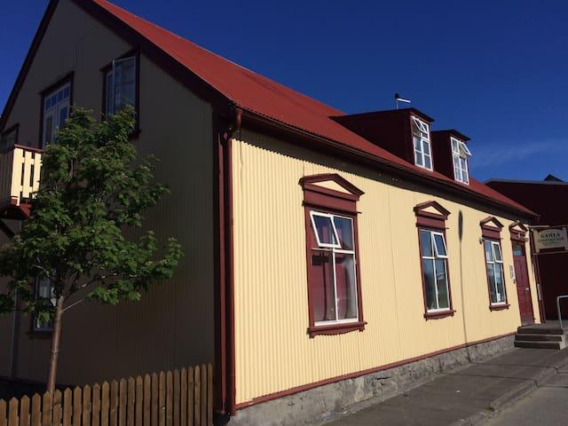 Guesthouse Ísafjörður | Gamla
