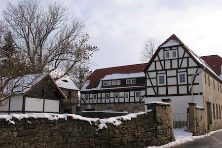 Pension Wetzel - Wohnung