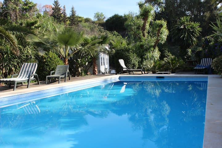 Country apartment (dbl) horse farm - Coín - Apartamento