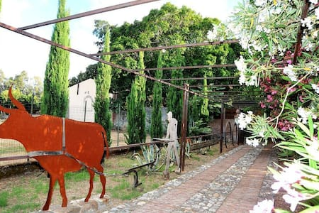 Cottage 1 in the Borgo Fontanelle - San Filippo del Mela - House
