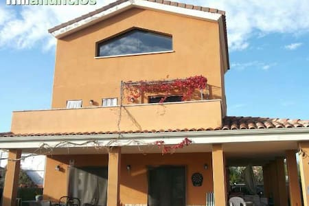 Cal Ignaci alquiler habitaciones - Abrera - Haus