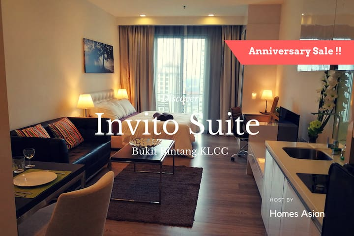 i86 Deluxe Balcony Suite KLCC, Bukit Bintang