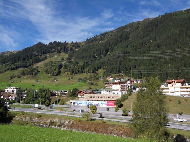 Urlaub in St. Anton am Arlberg