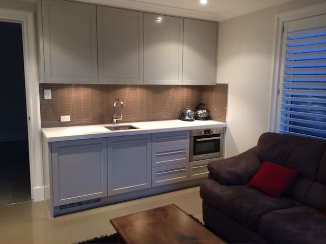 BRIGHTON BY THE SEA-Guest Apartment - Auckland - Appartement