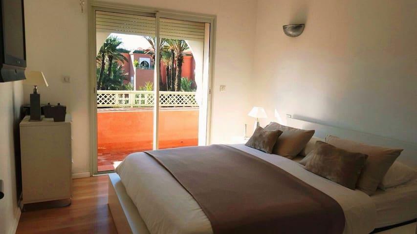 Appartement en plein Palmeraie - Marrakesh - Appartement