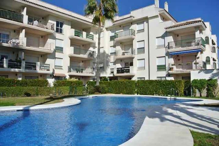 Puerto banus marbella - Marbella - Apartment
