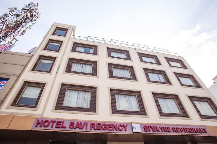 Hotel Savi Regency (3 Star Property)