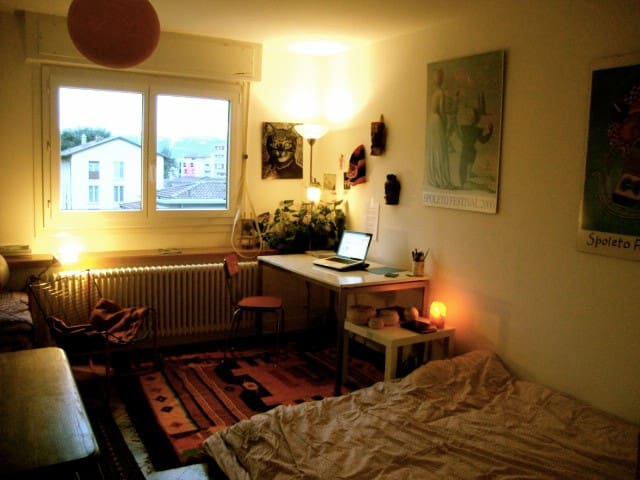 big room - Renens - Appartement